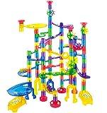 JOYIN Marble Run Premium Toy Set (170 Pcs), Construction Building Blocks Toys, STEM Educational...