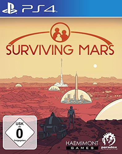 Surviving Mars (PlayStation PS4)
