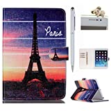 iPad mini Leather Coque - Felfy Ultra Slim Flip Raised Housse Pour /Apple...