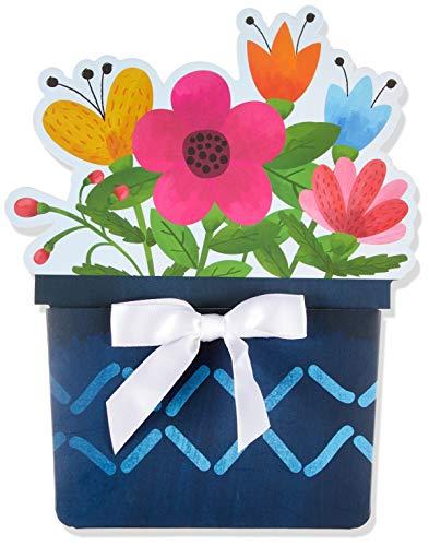 Amazon.de Geschenkgutschein in Geschenkschuber (Blumentopf)