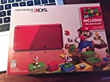 Nintendo 3DS with Super Mario 3D Land - Flame Red (Video Game)
