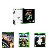 Xbox One S 1TB + Sea of Thieves + Minecraft + Halo 5 + Forza Horizon 3