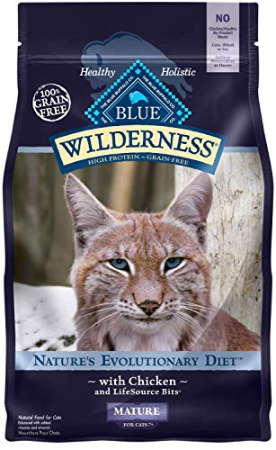 Blue-Buffalo-Wilderness-High-Protein-Grain-Free-Natural-Mature-Dry-Cat-Food-Chicken-5-lb
