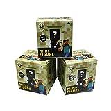 Minecraft End Stone Series 6 Mini Figure Mystery Pack (Bundle of 3 Packs)