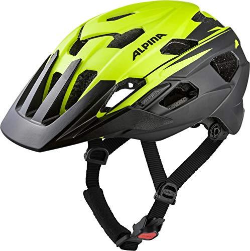 Alpina Unisex– Erwachsene ANZANA L.E. Fahrradhelm