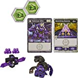 Bakugan Ultra, Tretorous with Transforming Baku-Gear, Armored Alliance 3-inch Tall Collectible Action Figure