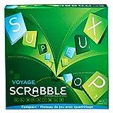 Scrabble Voyage, édition Miniature 20 x 20 cm, Jeu de Société et de...