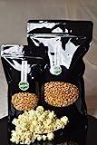 Premium Popcorn Kinopopcorn 1 Kg sac frais XL 1:46 Premium popcorn pop...