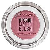 Maybelline New York Dream Matte Blush 10 Pink Sand Róż do policzków w kremie