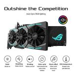 ASUS ROG Strix GeForce GTX 1070 Ti 8GB GDDR5 Advanced Edition VR Ready DP HDMI DVI Gaming Graphics Card (ROG-STRIX…