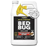 HARRIS Bed Bug and Egg Killer, Toughest Liquid Spray with Odorless and Non-Staining Extended Residual Kill Formula (Gallon)