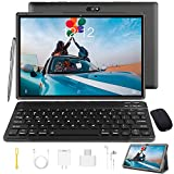 Tablette Tactile 10 Pouces Android 9.0 Tablettes, 3GB RAM 32GB ROM / 128 GB...