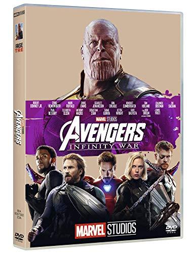 Avengers Infinity War 10 Anniversario Marvel Studios dvd ( DVD)