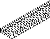 Niedax Kabelrinne RL 60.100 sendzimirverzinkt RL Kabelrinne/Weitspannkabelrinne 4013339219407