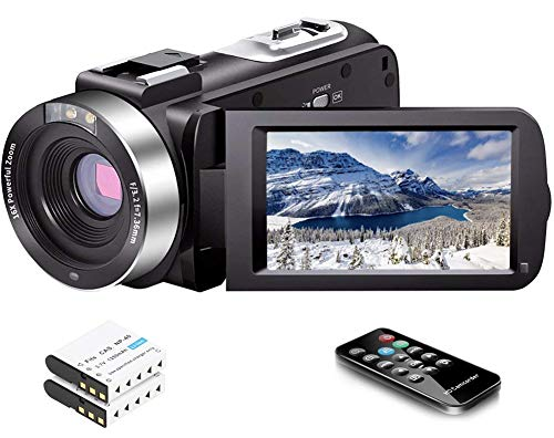51m+bDMzJPL - The 7 Best Budget Camcorders