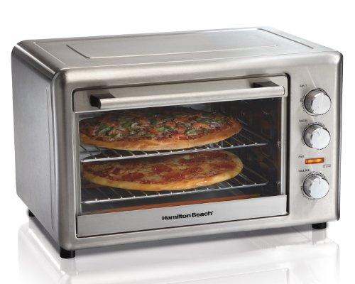 4. Hamilton Beach 31103A Countertop Oven