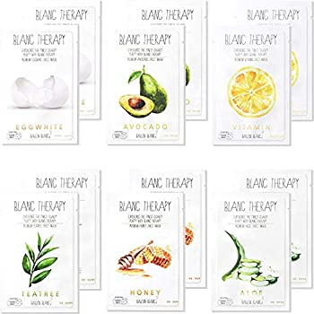 Every Blanc Therapy Sheet Masks Are Infused With Rich Amount Of EWG'S Green-Rated All Natural Ingredients. Blanc Therapy Uses Eco-Friendy Tencel-Cupra Sheets For Higher Essence Absorption Rate And Better Adhesion On Skin. New Addition To Your Daily S...