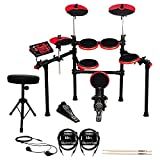 DD1 Plus Complete Electronic Drum Kit with ChromaCast Accessories
