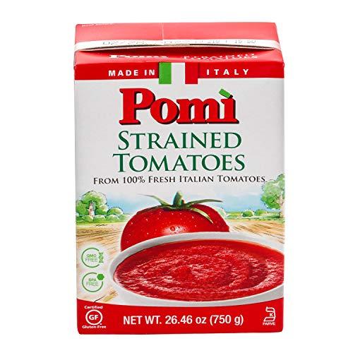 Pomi, Tomatoes Strained Italian, 26 Ounce