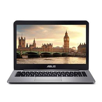 "ASUS VivoBook E403NA-US04 Thin and Lightweight 14"" FHD Laptop, Intel Celeron N3350 Processor, 4GB RAM, 64GB eMMC Storage, 802.11ac Wi-Fi, USB-C, Windows 10"