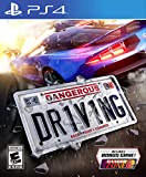 Dangerous Driving (PS4) - PlayStation 4 (Video Game)