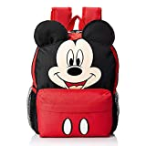 Disney Mickey 12' Face Medium Backpack