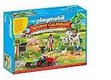 Playmobil - Calendrier de l'Avent 'Animaux de la Ferme' - 70189