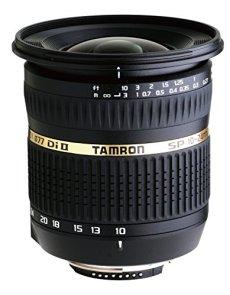 Tamron SP AF F/3.5-4.5 Dial II LD - Lente esférica para Canon