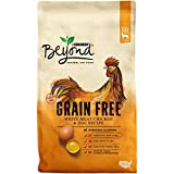 Purina Beyond Natural Dry Cat Food, Grain Free, White Meat Chicken & Egg Recipe, 5-Pound Bag, Pack of 1