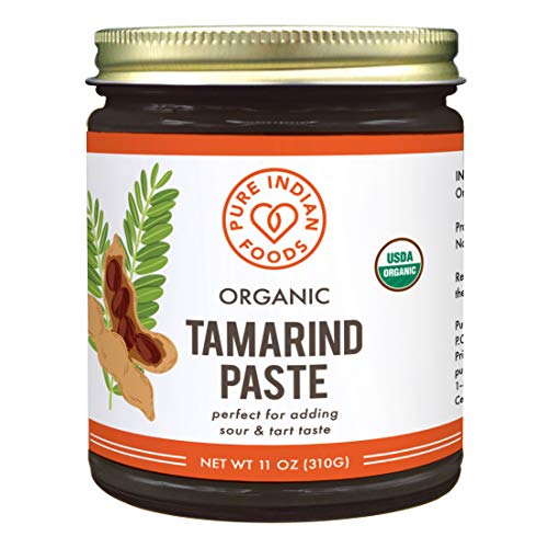 Pure Organic Tamarind Paste Concentrate - Sweet and Sour...