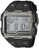 Timex Men's TW4B02500 Expedition Grid Shock Black Resin Strap Watch
