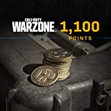 Call of Duty: Warzone - 1,100 COD Points - PS4 & PS5 [Digital Code] (Software Download)