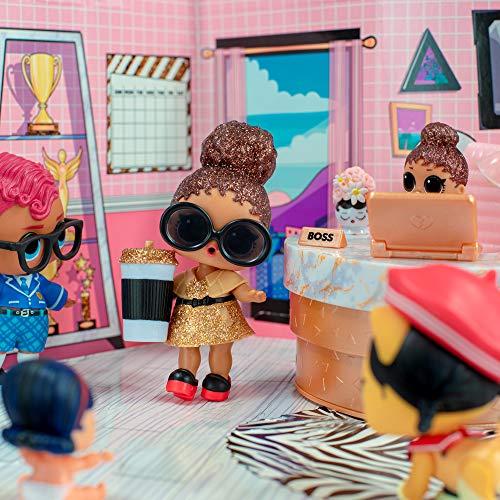 Image 1 - LOL Surprise Poupées collectionnables pour filles - Avec 10 surprises et accessoires - Boss Queen - Mobilier Series 3