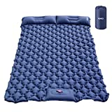 HOMCA Sleeping Pad for Camping, Hand or Foot Self Inflating Camping Mat Durable Waterproof...