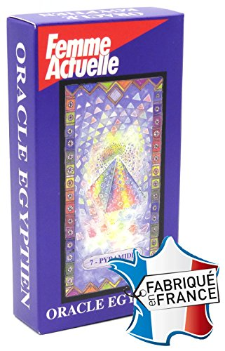 Jeu de 58 cartes : Oracle Egyptien
