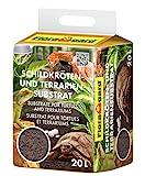 Floragard Substrat pour tortues et terrariums 20