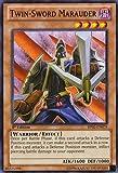 YU-GI-OH! - Twin-Sword Marauder (BP02-EN079) - Battle Pack 2: War of The Giants - 1st Edition -...