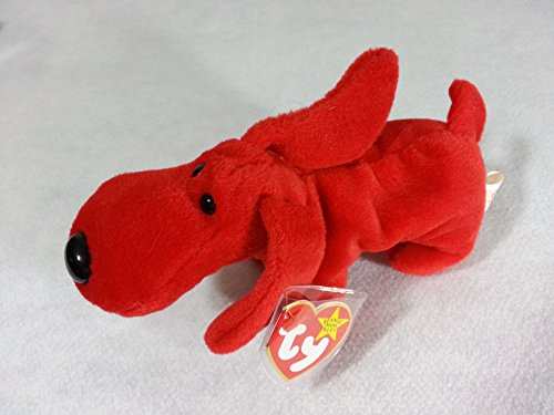 Beanie Baby - Rover The Red Dog (May 5, 1996)