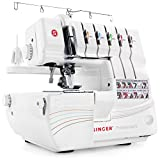 SINGER   Professional 5 14T968DC Serger with 2-3-4-5 Threaded...