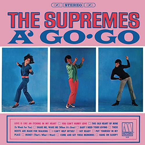 The Supremes A' Go
