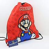 Sacca ginnastica Super Mario