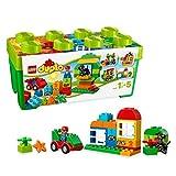 LEGO DUPLO - Grande boîte du jardin en fleurs LEGO DUPLO - 10572 - Jeu de Construction