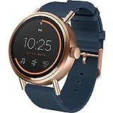 Misfit Vapor 2- Smartwatch con Pantalla Táctil para Mujer y Correa de Silicona Azul índigo -...