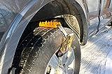 Big Gripper - Mud, Ice, & Snow Tire Chains Easy Installation - SUV's, 1/2 Ton Trucks, 1 Ton Trucks 2 Pc Set