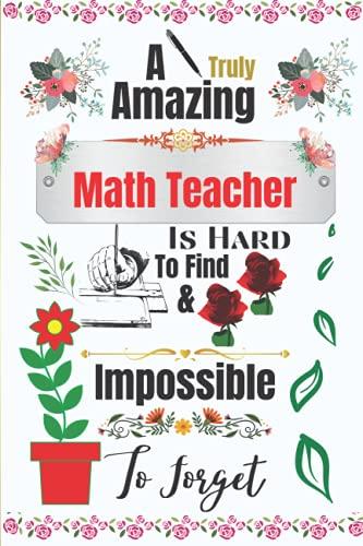 Math Teacher Gifts: Math Teacher Appreciation Gifts For...