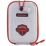 JAWEGOLF Carrying Cases Golf Rangefinder Case Bag Compatible Bushnell Callaway Or Other Laser Rangerfinder (Silver)