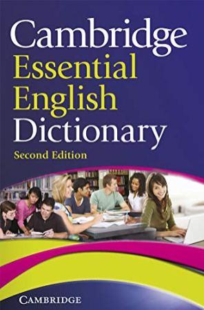 Cambridge-Essential-English-Dictionary-Lingua-inglese