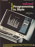 Programming in Style