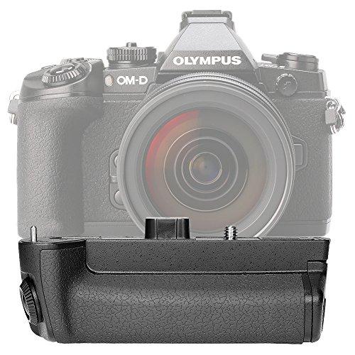 NEEWER Olympus用HLD-7バッテリーグリップ互換品、Olympus OM-D/E-M1/OMD/EM1小型システムカメラに対応【並行輸入品】