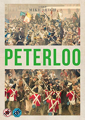 Peterloo [DVD] [2018]